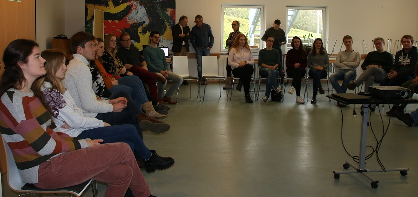 Erste Autumn School der KV Saarland am 22./23.11.2019 in Tholey